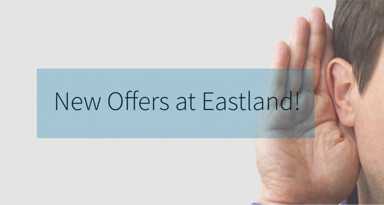 New Offers at Natural Hearing Eastland!