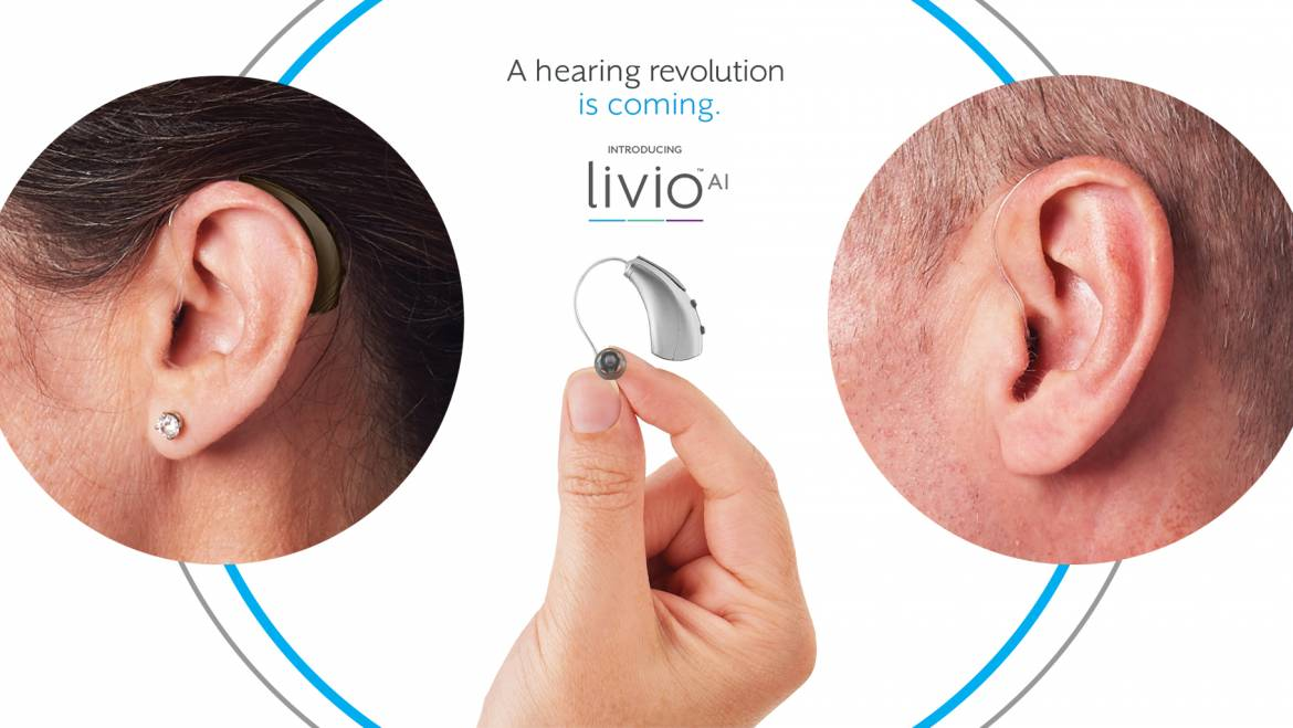 Introducing Livio AI, the Hearing Revolution