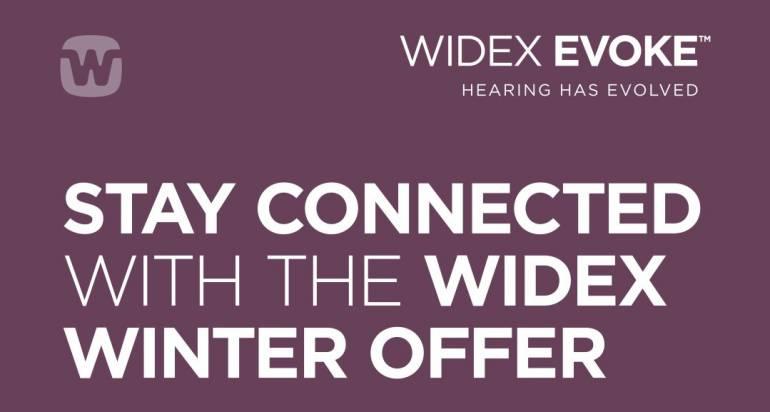 Widex Winter Offer 2019